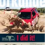 Urkunde Suzuki Offroad Training